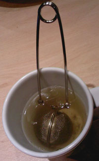 Tea Ball, or Tea Infuser