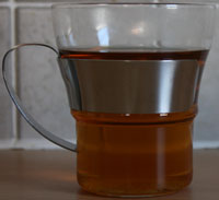 Semi-white tea