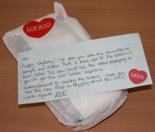 Lahloo Package