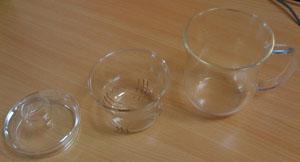 The three-part mug