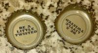 Also an apt description of the beer. Tea. Beer. Teabeer.