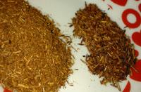 Right: redespresso; left: adagio